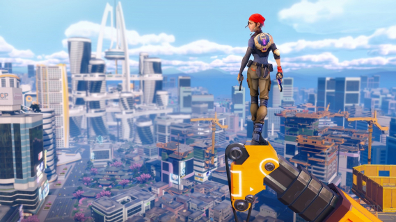Agents of Mayhem – wrażenia z pokazu