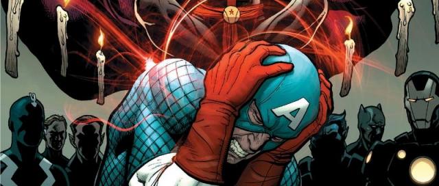 Avengers #06: Wieczni Avengers: Kapitan Ameryka rządzi! – recenzja komiksu