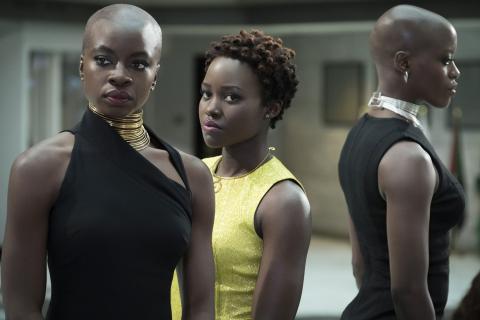 Lupita Nyong'o i Danai Gurira łączą siły w serialu HBO Max