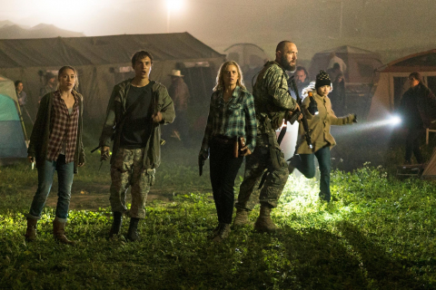 Fear the Walking Dead - zwiastun sezonu 5B. Będzie 6. seria [SDCC 2019]