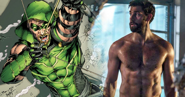 Plotka: John Krasinski i Emily Blunt jako Green Arrow i Black Canary w filmach DC?