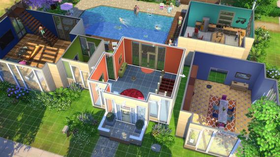 The Sims 4 trafi na Xboksa One
