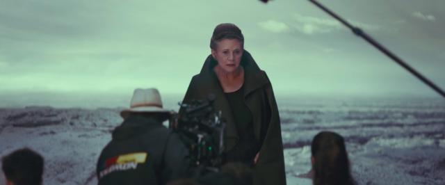 Carrie Fisher w Epizodzie IX. Twórcy wykorzystają ujęcia także z Ostatniego Jedi