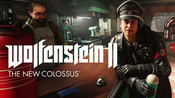 Wolfenstein II: The New Colossus: Terror-Billy w formie – recenzja gry