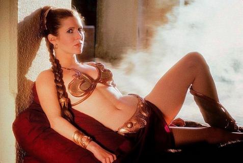 Chcesz cenzurować bikini księżniczki Lei? Złamiesz prawo