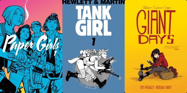 Komiksowe premiery od Non Stop Comics