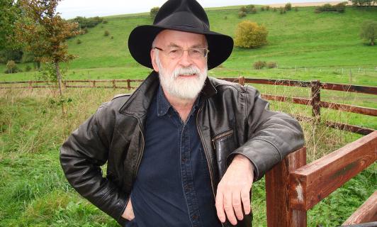 Zbiór aforyzmów Terry'ego Pratchetta wkrótce w księgarniach