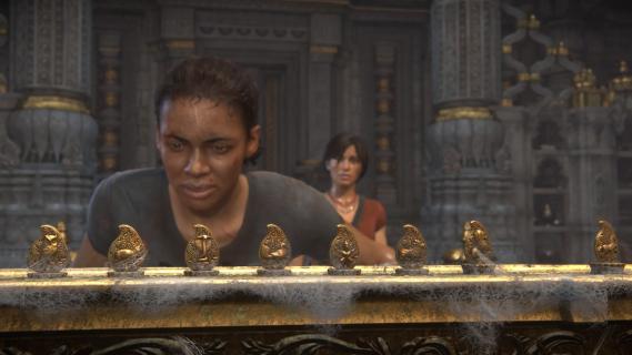 W Uncharted: Zaginione Dziedzictwo ktoś inny mógł partnerować Chloe