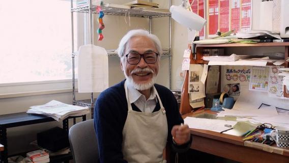 Studio Ghibli i Hayao Miyazaki wciąż pracują nad projektem, mimo koronawirusa