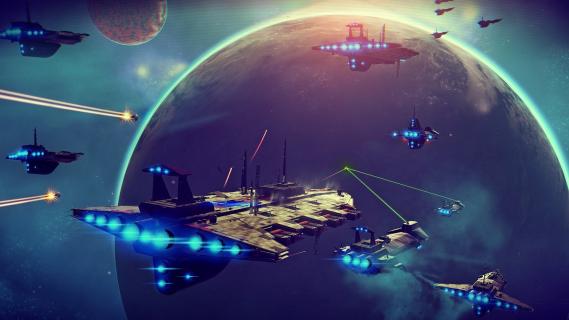 No Man's Sky z nową aktualizacją. Szybka podróż i ulepszona fabuła