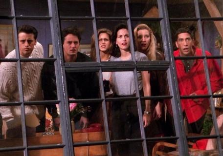 Najlepsze odcinki serialu Przyjaciele