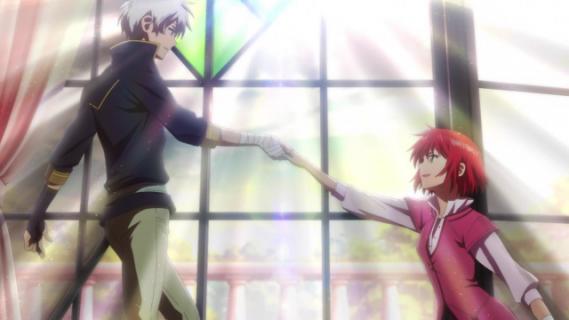 Akagami no Shirayuki-hime – serial anime, który warto obejrzeć