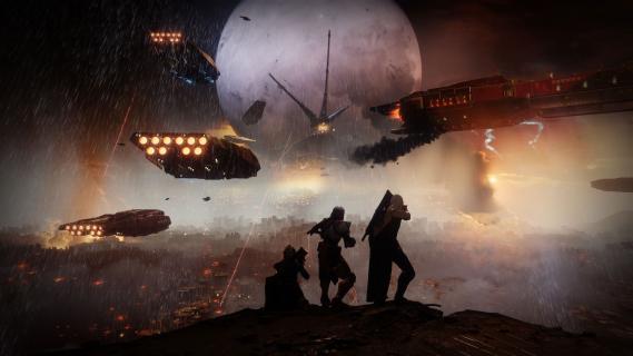 Destiny 2: Porzuceni. Zwiastun przedstawia śmierć popularnej postaci