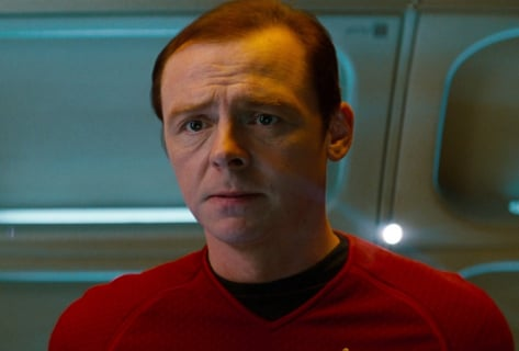 Star Trek – Simon Pegg o kolejnej części i wersji Quentina Tarantino