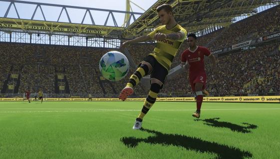 Pro Evolution Soccer 2018 – porównanie wersji PC z poprzednią edycją