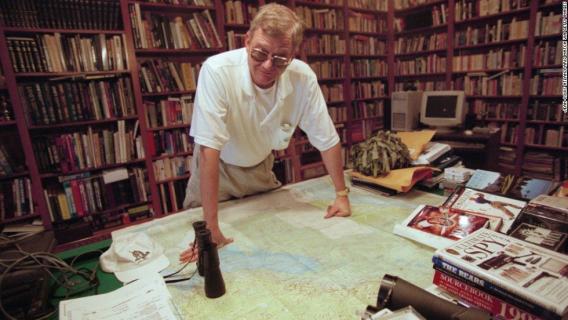 Żony Toma Clancy'ego walczą o prawa autorskie do najsławniejszego dziecka autora