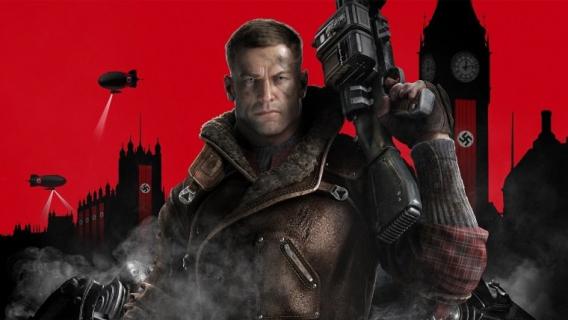 Cicha Śmierć się czai. Zwiastun dodatku do Wolfenstein II
