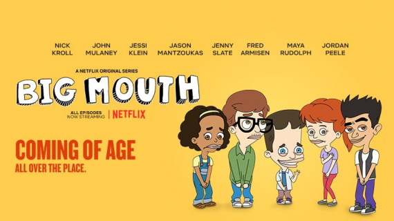 Big Mouth: Sezon 1 – recenzja