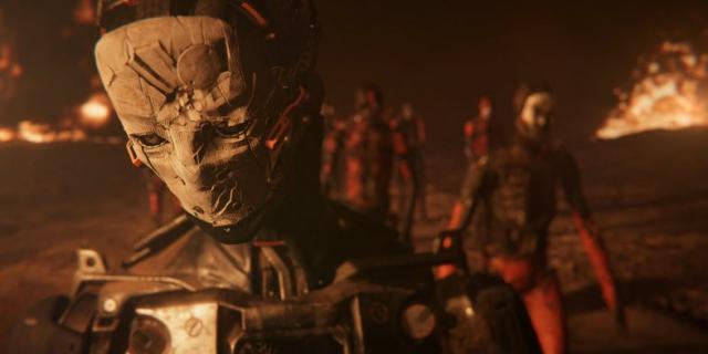 Zobacz Adam: The Mirror, krótkometrażowy film science-fiction Neilla Blomkampa
