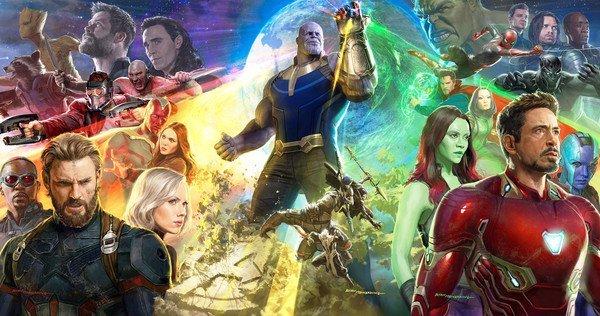 Wyciekły zdjęcia ze zwiastuna Avengers: Infinity War