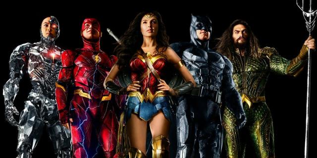 Liga sprawiedliwości – recenzja filmu