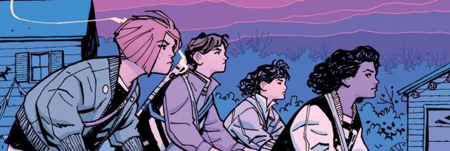 Paper Girls – recenzja komiksu