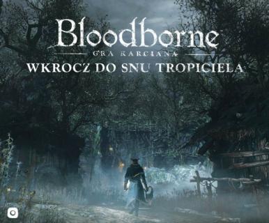 Bloodborne – Gra karciana – recenzja