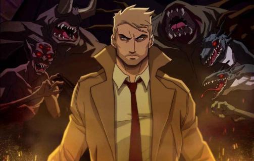 Poznaliśmy datę premiery serialu animowanego Constantine