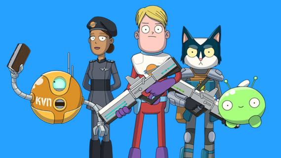 Final Space - zwiastun 2. sezonu kosmicznej animacji dla dorosłych