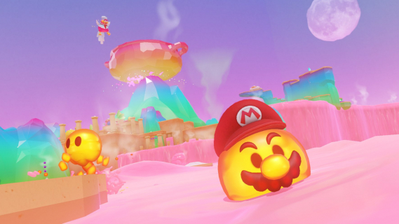 Ogromny sukces Super Mario Odyssey. Sprzedano 2 miliony egzemplarzy w 3 dni