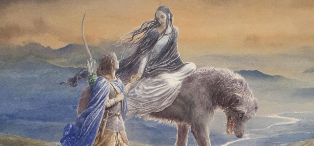 Beren i Lúthien – recenzja książki