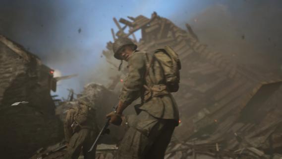 Call of Duty: WWII – recenzja gry