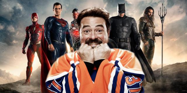 Dlaczego Kevin Smith nie kręci filmów superbohaterskich?
