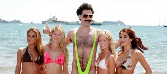 Założyli kostium Borata. Teraz siedzą w areszcie w Kazachstanie