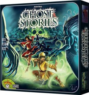 Ghost Stories – recenzja gry planszowej