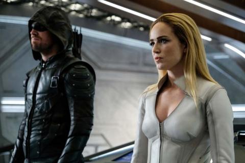 Arrow – Caity Lotz powraca do serialu w odcinku inspirowanym Birds of Prey