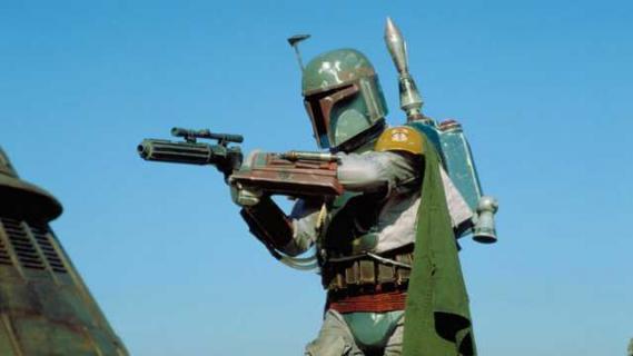 Star Wars - Boba Fett, K-2SO i inni jako nowe figurki od Hasbro [ZDJĘCIA]