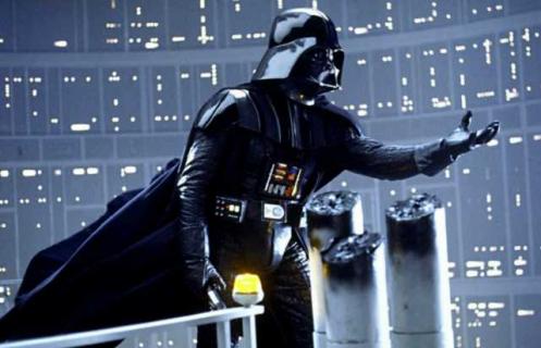 Gwiezdne Wojny - fani upamiętnili Davida Prowse'a w nietypowy sposób
