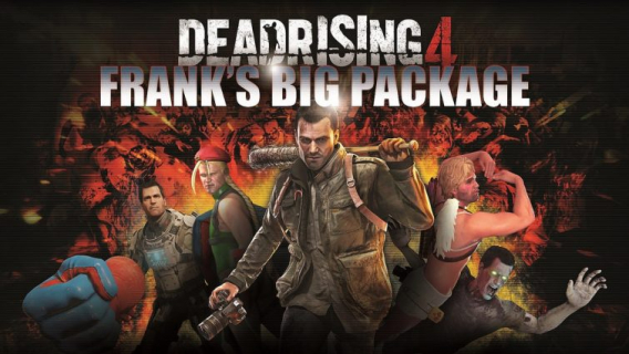Dead Rising 4: Frank's Big Package – recenzja gry