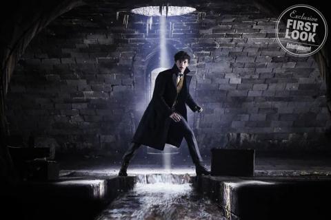Fantastic Beasts: The Crimes of Grindelwald – nowe zdjęcia ze spin-offa Harry'ego Pottera
