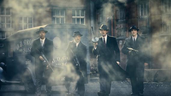 Peaky Blinders – Sam Claflin na nowym zdjęciu z 5. sezonu serialu
