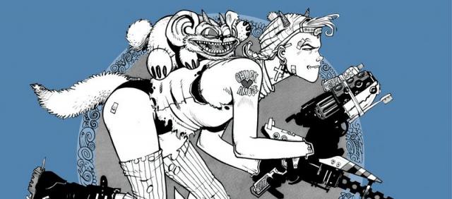 Tank Girl #01: Wystrzałowa dziewczyna – recenzja komiksu