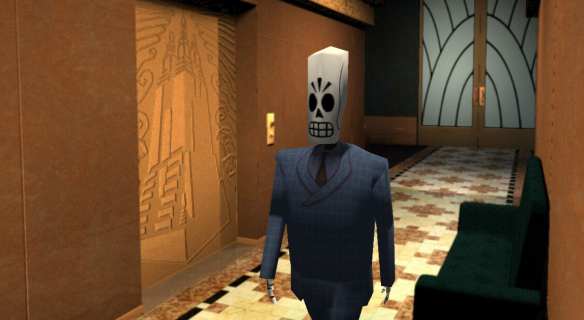 Remaster gry Grim Fandango za darmo na platformie GOG