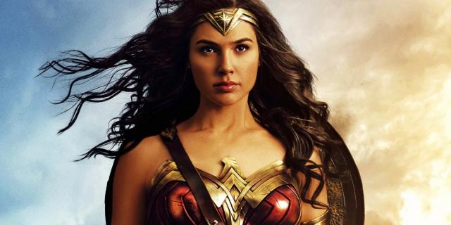 Logo Wonder Woman 2. Czy to oficjalny tytuł?