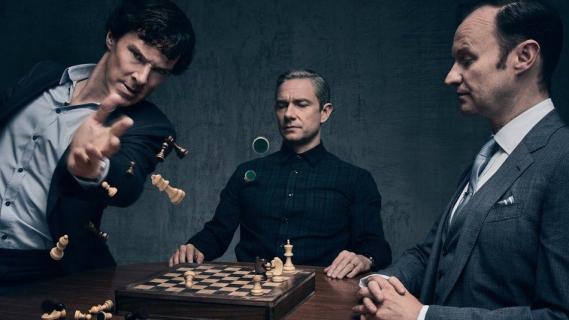 W Londynie powstanie Escape Room inspirowany serialem Sherlock