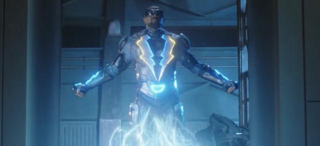 Oglądalność: Dobry start serialu Black Lightning. Poznajcie wyniki