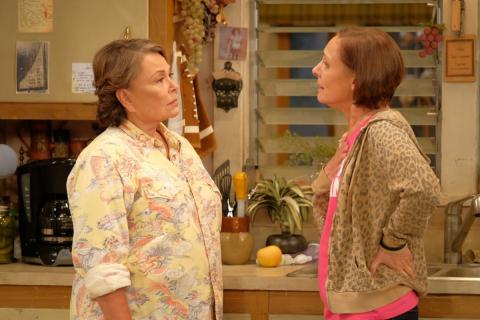 Roseanne Barr o kulisach odejścia z ABC