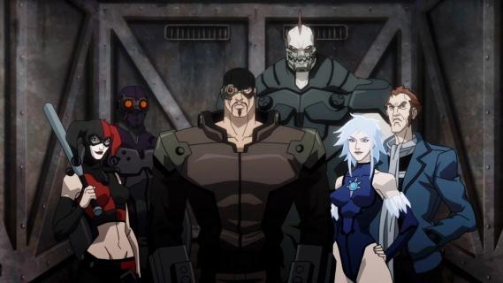 Oto obsada dubbingu animacji Suicide Squad: Hell to Pay