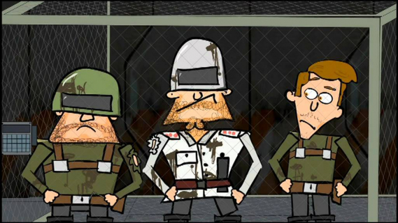 Najlepsze postacie z animacji Kapitan Bomba