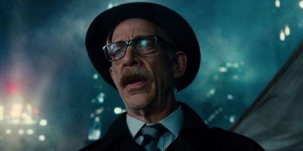 J.K. Simmons chciałby powrócić do roli Gordona w filmie The Batman